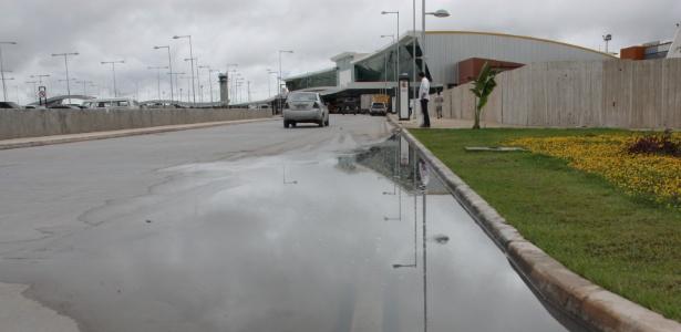 Aeroporto de Manaus que acaba de ser reformado tem vícios de construção apontados pelo MPF-AM