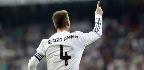 Sergio Ramos busca sua primeira conquista europeia pelo Real Madrid - EFE/Zipi