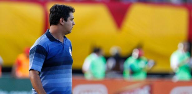 Marquinhos Santos não é mais técnico do Bahia e foi demitido neste sábado