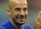 """Ex-Juventus e Chelsea se diz """"muito bem"""" após tratamento contra câncer - Ben Radford /Allsport"""