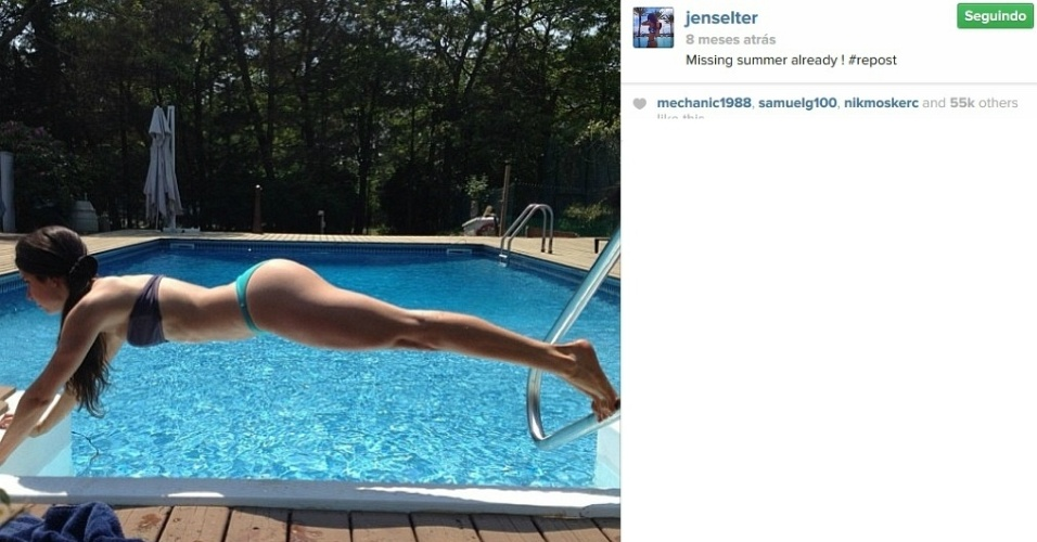Jen Selter, modelo fitness