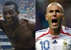 Qual foi o placar deste jogo da Copa do Mundo? - Arte UOL