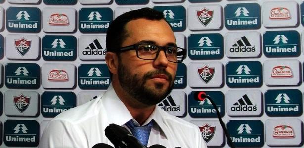 Vice de futebol do Fluminense, Mário Bittencout atacou os desafetos do futebol carioca - Nelson Perez/Fluminense FC