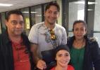 Câmara dos Deputados aprova pensão vitalícia de R$ 4.390 para Laís Souza - Arquivo pessoal