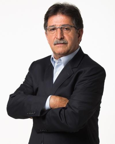 René Simões, técnico de futebol e comentarista da Fox Sports