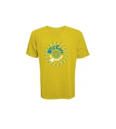 Kibe Loco lança coleção de camisetas com críticas à Copa do Mundo; nem a Argentina escapou da ironia
