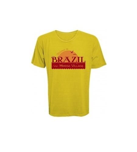 Kibeloco lança coleção de camisetas com críticas à Copa do Mundo