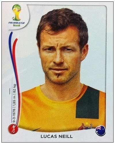 Lucas Neill, ex-capitão da Austrália, ouviu o técnico Ange Postecoglou avisá-lo que, fora de forma, não iria à Copa