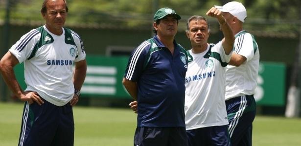 Sob comando de Muricy Ramalho, Palmeiras caiu de rendimento e perdeu o título