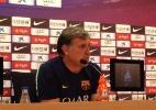 Messi e Mascherano não escalavam meus times, diz Tata Martino - João Henrique Marques/UOL