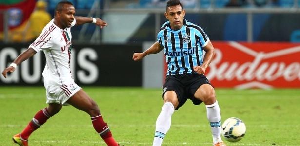 Zagueiro Werley foi relacionado pela primeira vez na temporada no Grêmio
