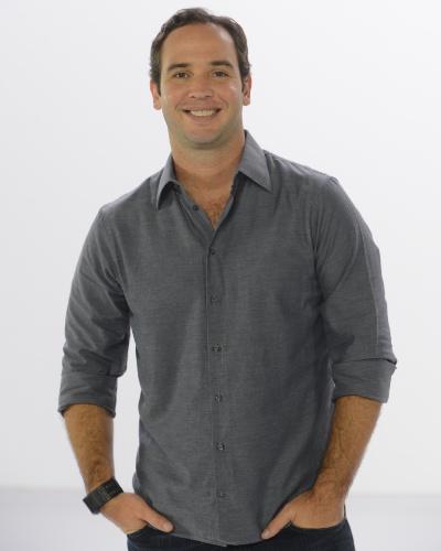 Caio Ribeiro, ex-jogador e comentarista da Globo