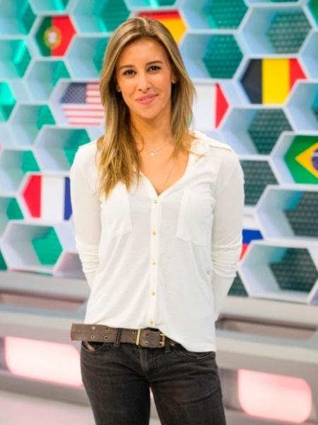 Cris Dias, jornalista e apresentadora da Globo - Divulgação/Globo