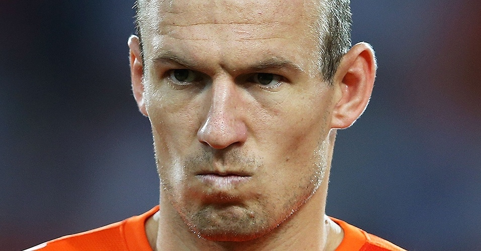 Arjen Robben (Holanda) em 2012