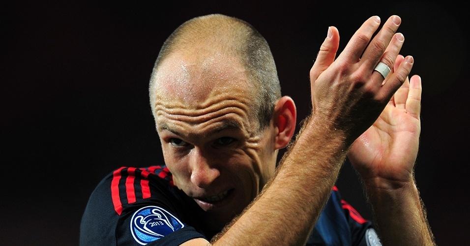 Arjen Robben (Holanda) em 2014