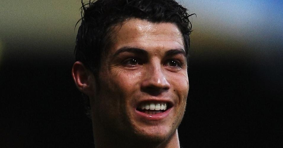 Cristiano Ronaldo (Portugal) em 2007