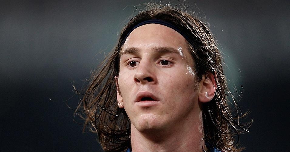 Lionel Messi (Argentina) em 2007