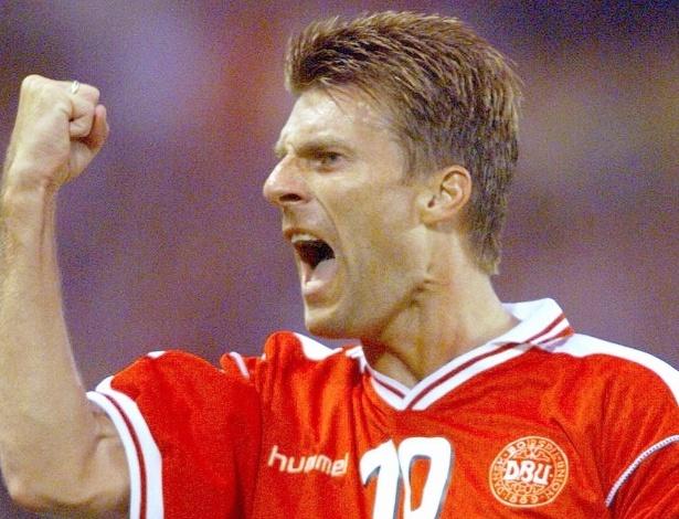"""Michael Laudrup, irmão mais velho de Brian, esteve na chamada """"Dinamáquina"""", a seleção dinamarquesa de 1986, e também na equipe que só caiu nas quartas de 1998 para o Brasil. Não à toa, é melhor jogador dinamarquês de todos os tempos"""