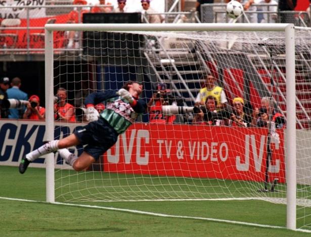 Michel Predu'homme foi eleito o melhor goleiro da Copa de 1994 e é ídolo na Bélgica; ele venceu a eleição mesmo com sua equipe não passando das oitavas, feito digno de nota