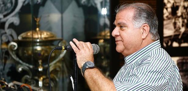 Odilio deixou a presidência do Santos em 2015