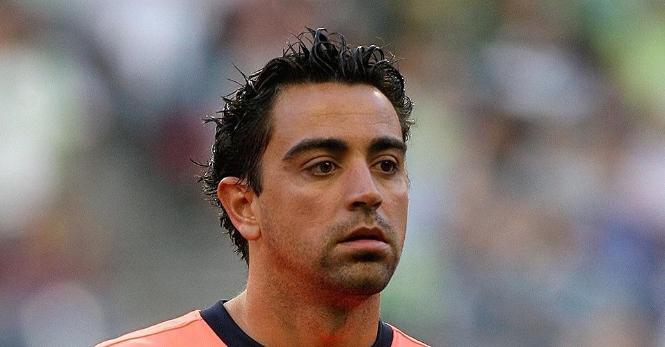 Xavi Hernandez (Espanha) em 2009