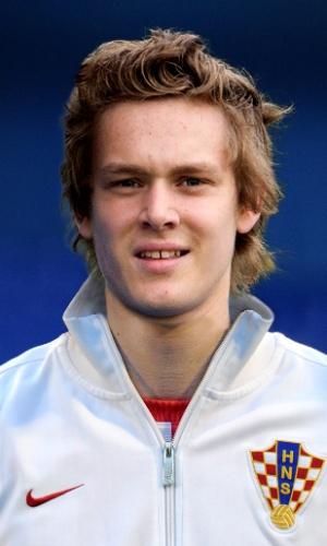Alen Halilovic, jogador da Croácia