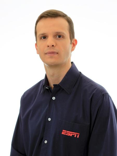 André Kfouri, da ESPN, cobrirá seleção mexicana na Copa - Divulgação/ESPN