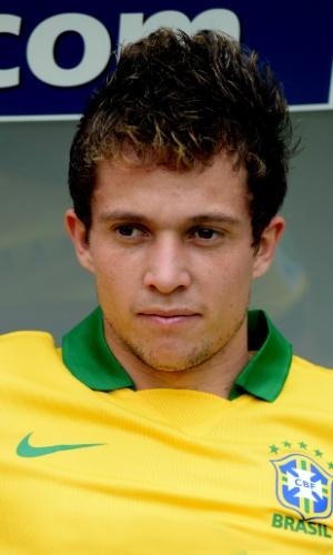 Bernard, meia da seleção brasileira