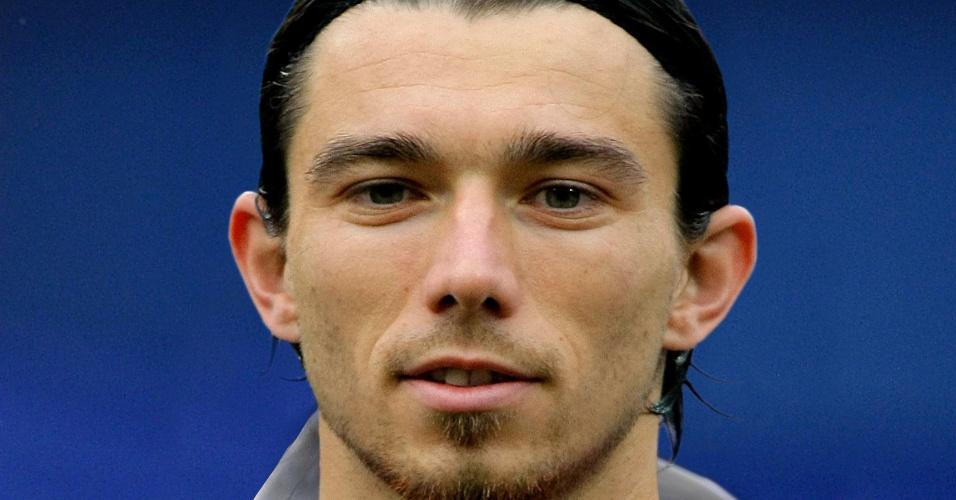 Danijel Pranjic, jogador da Croácia