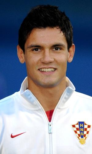 Dejan Lovren, jogador da Croácia