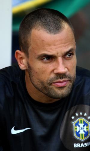 Diego Cavalieri, goleiro da seleção brasileira