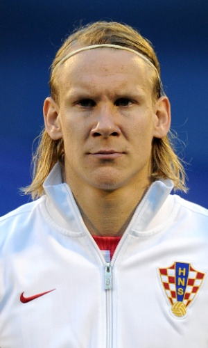 Domagoj Vida, jogador da Croácia