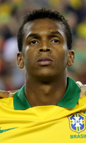 Jô, atacante da seleção brasileira