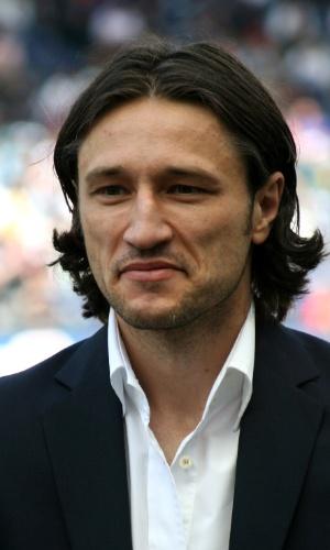 Niko Kovac, técnico da Croácia