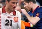 Você sabe tudo sobre jogadores violentos nas Copas do Mundo? - Arte UOL