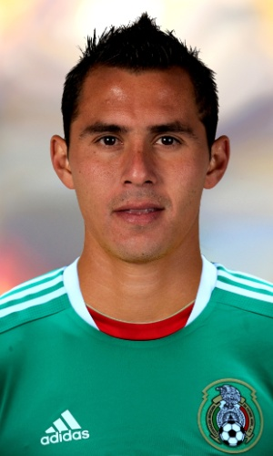 Aguilar, jogador do México