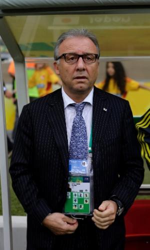 Alberto Zaccheroni, técnico do Japão