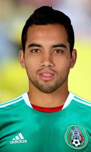 Aldrete, jogador do México