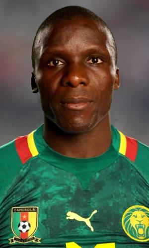 Angbwa, jogador de Camarões