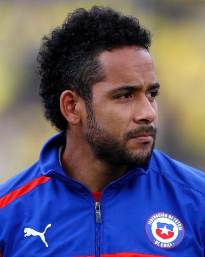 Beausejour, jogador do Chile