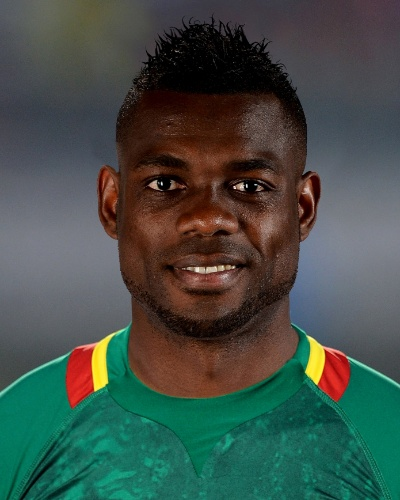 Bedimo, jogador de Camarões