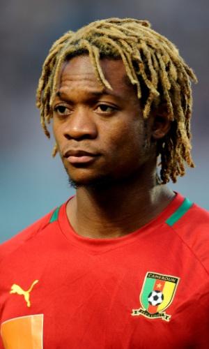Bong, jogador de Camarões