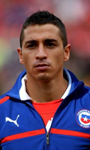 Carmona, jogador do Chile