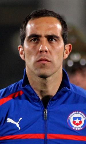 Claudio Bravo, jogador do Chile