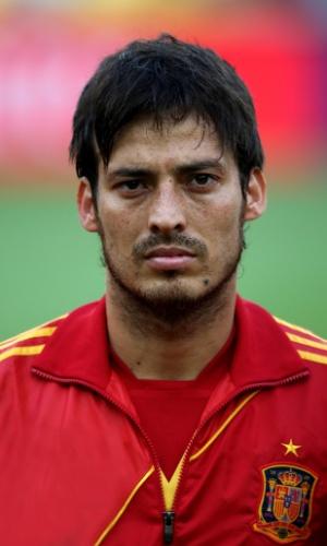 David Silva, meia da Espanha