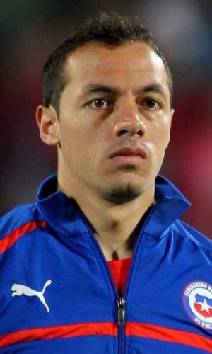 Diaz, jogador do Chile