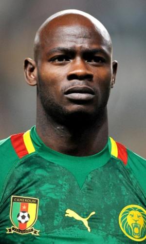 Emana, jogador de Camarões