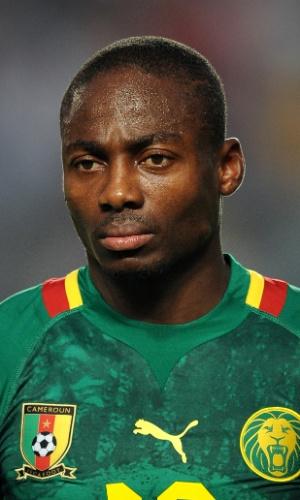 Eyong, jogador de Camarões