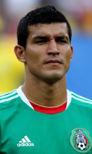 Francisco Rodriguez, jogador do México