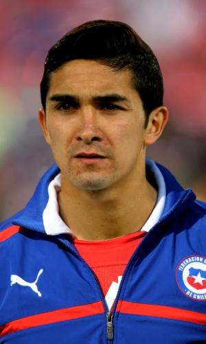 Gutierrez, jogador do Chile